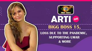 Arti Singh On Bigg Boss 15, Supporting Umar, Fondest Memory With Sidharth & More