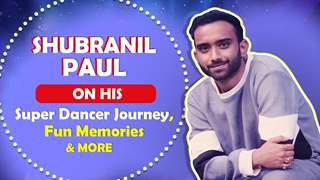 Shubranil Paul On His Super Dancer Journey, Fun Memories & More | Sony TV