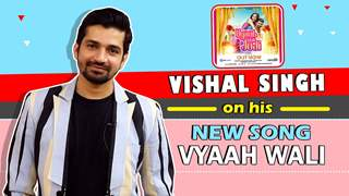 Vishal Singh On His New Song, Punjabi style swag & More