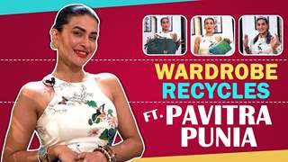 Wardrobe Recycles Ft. Pavitra Punia | Styling Tips & Tricks | Exclusive