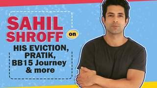 Sahil Shroff On His Eviction, Pratik, Bigg Boss 15 & More