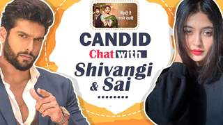 Shivangi & Sai On Fan Love, Current Track, Mehndi Hai Rachne Wali & More