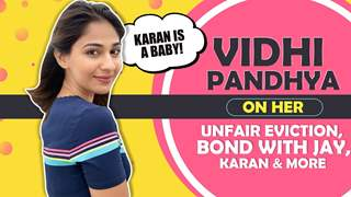 Vidhi Pandya On Bonding With Karan, Jay, Tejasswi, Unfair Eviction & More
