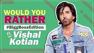 Would You Rather Ft. Vishal Kotian   Fun Secrets Revealed   Bigg Boss 15