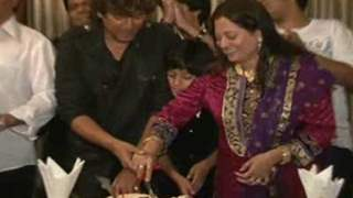 Aadesh Shrivastava's Wedding Anniversary Bash