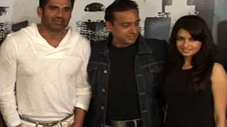 Press conference of film 'Red Alert - The War Within'