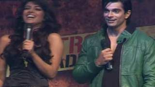 Priyanka Chopra with host of Celebrities at Fear Factor 3 Launch
