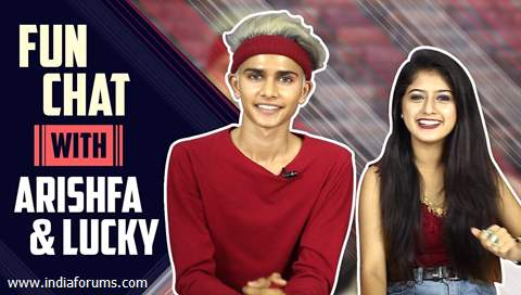 Arishfa Khan And Lucky Talk About Their Friendship, First Impression & More