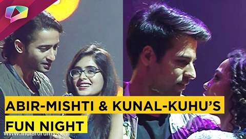 Abir-Mishti & Kunal-Kuhu's Fun Night Out | Yeh Rishtey Hain Pyaar Ke