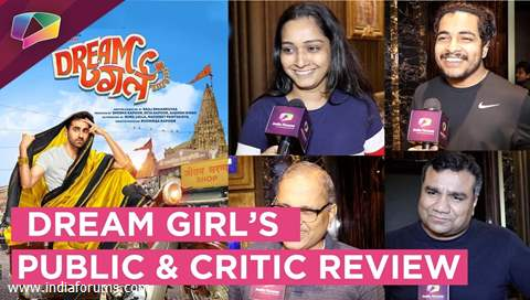 Dream Girl's Public And Critic Review | Ayushmann Khurrana | Nushrat Bharucha