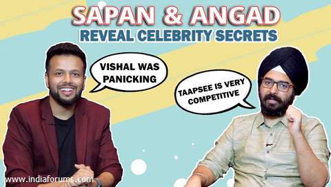 Sapan Verma And Angad Ranyal Reveal Some Fun Celebrity Secrets About Taapsee, Vishal, Richa & More