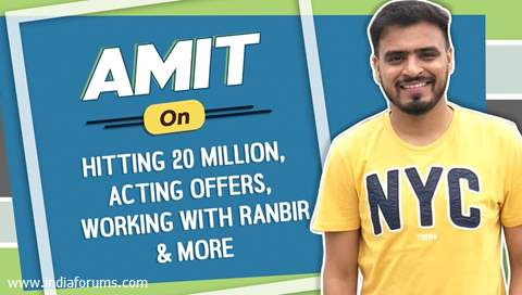Amit Bhadana on Hitting 20 million, Acting Offers, Working with Ranbir & More