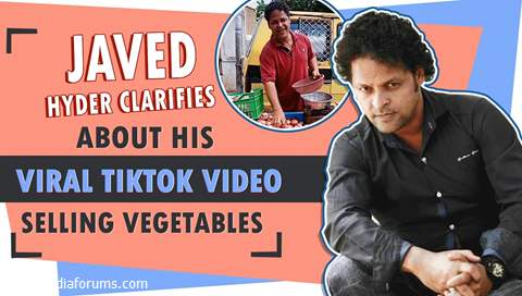 Javed Hyder Clarifies About His VIRAL Tiktok Video Selling Vegetables