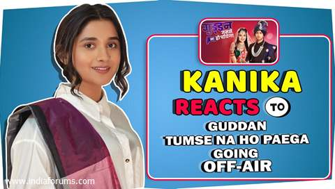 Kanika Mann Reacts To Guddan Tumse Na Ho Paega Going Off Air | Bond With Nishant & More