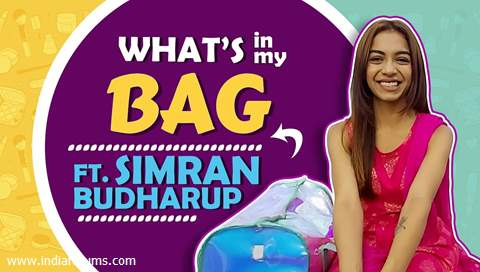 What's In My Bag Ft. Simran Budharup | Bag Secrets Revealed | Pandya Store