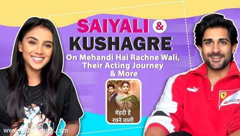 Saiyali And Kushagre On Their Show Mehndi Hai Rachne Waali, Acting Journey & More