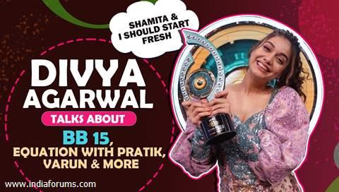 Divya Agarwal On Winning Bigg Boss OTT, Pratik Unfollowing Her, Varun & More