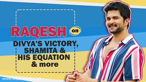 Raqesh Bapat On Equation With Shamita & Pratik Post Bigg Boss, Divya's Win & More