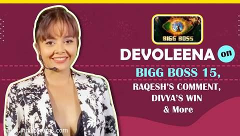 Devoleena Bhattacharjee Reacts On Raqesh's Comment, Bigg Boss 15, Divya's Win & More