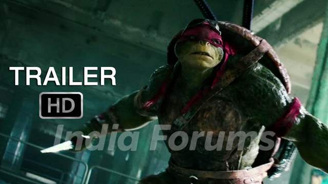 Teenage Mutant Ninja Turtles Official Trailer | Megan Fox & Will Arnett