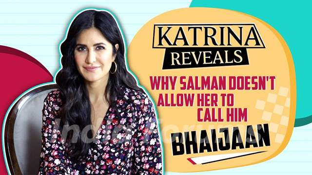 Katrina Kaif speaks about her equation with Salman Khan